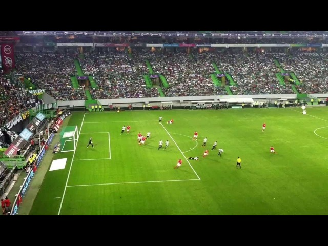 Sporting x Benfica 2013/2014 - Golo Fredy Montero
