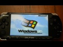 Windows 95 на PSP.