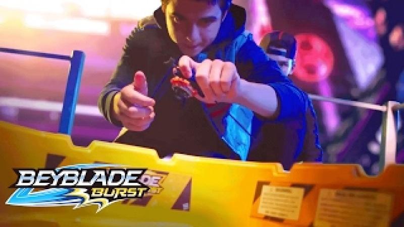 Beyblade Burst 'Enter Battle Mode' Official Commercial