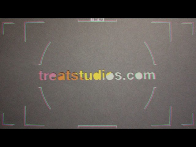 Treat Studios Showreel 2010