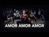 Amor Amor Amor - Jennifer Lopez ft Wisin Choreography Vale Merino