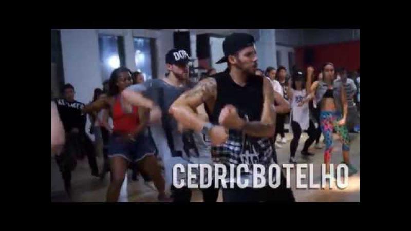 Rude Boy - Rihanna / Choreography by @cedric_Botelho (Official Class Video) @badgalriri
