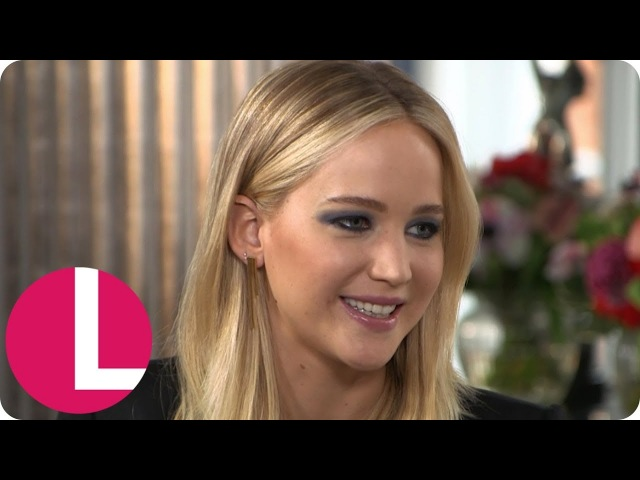 Jennifer Lawrence Clears Up Her BAFTA Incident with Joanna Lumley Lorraine