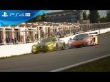Трейлер к выходу игры GT Sport