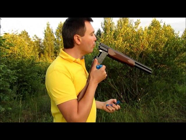 Легальный обрез или Лупара от ИнвестАРМ Legal shotgun or Lupara from Investarm