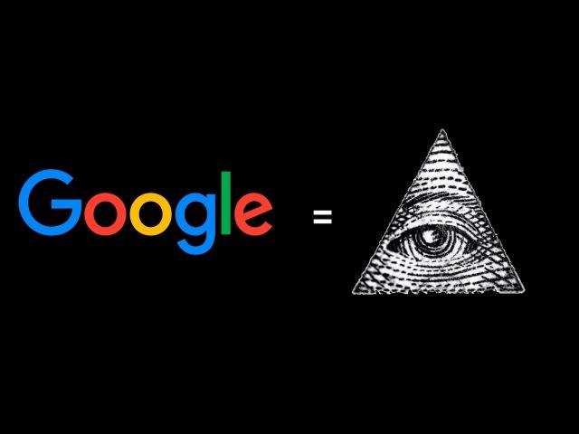 Google = иллюминаты