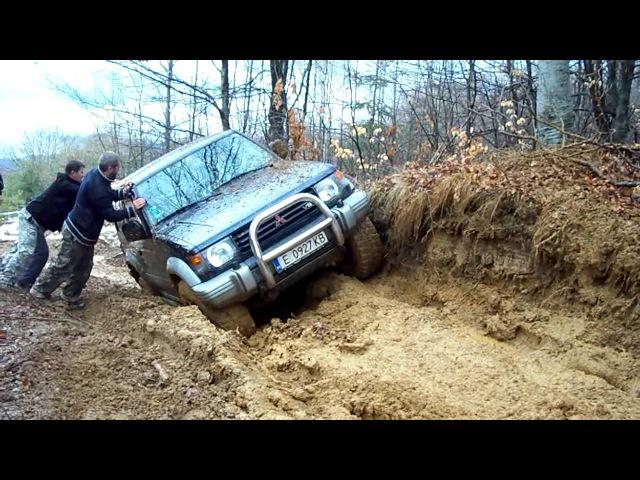 Pajero 3.5 v6 mud