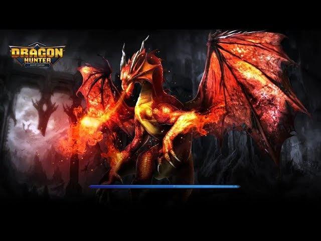 Dragon Hunter браузерная игра. Esprit Games 2018