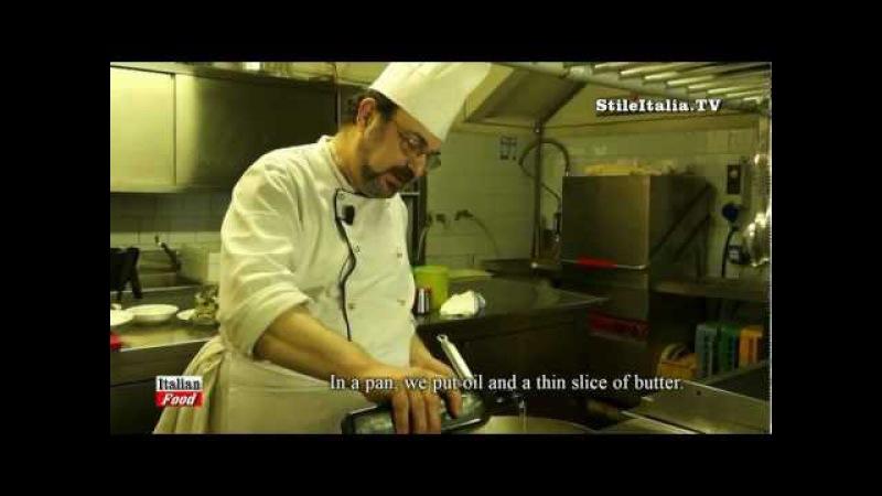 Italian Food - Saltimbocca alla Romana - Checchino dal 1887 - Italian Restaurant