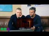 The Rasmus смотрят русские клипы (Прямой эфир #9 Живи музыкой | Включайся! 14.02.2017)