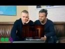The Rasmus смотрят русские клипы Прямой эфир 9 Живи музыкой Включайся 14 02 2017
