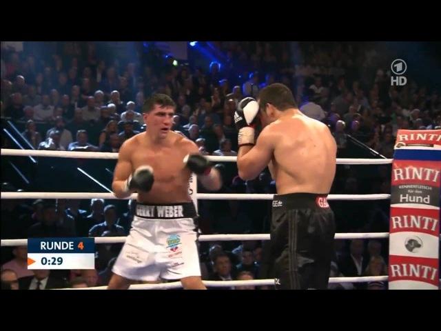 Марко Хук vs Фират Арслан I / Marco Huck vs Firat Arslan 3.11.2012 Full Fight HD Boxen