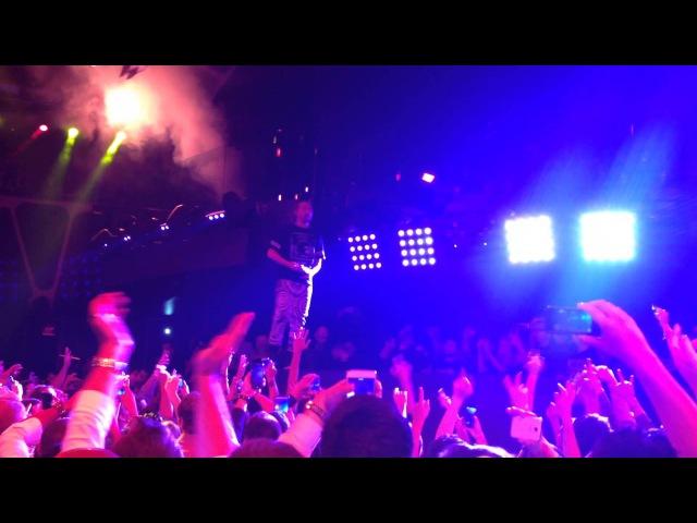 Steve Aoki @ Hakkasan Las Vegas Nightclub