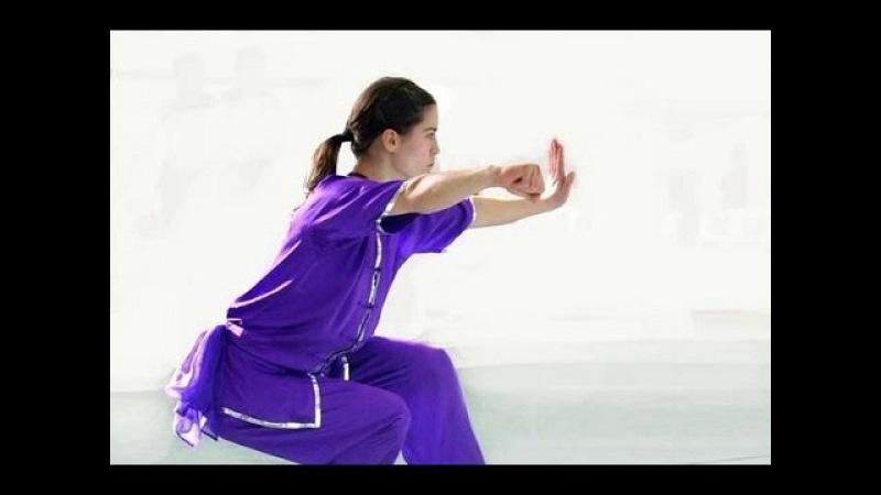 Ушу Упражнения Зарядка Гимнастика