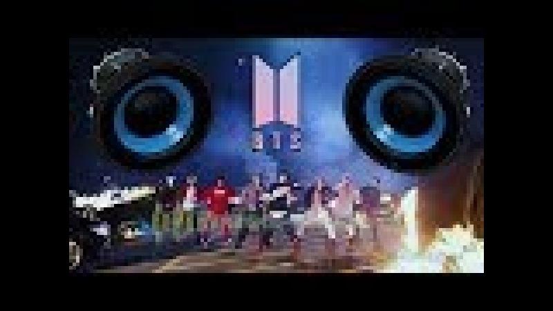 BTS ft. Desiigner - MIC Drop (Steve Aoki Remix) (BassBoost)