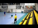 Легион 4:4 Армэлита. Futsal 2017/2018. 10-й тур (10.12.2017)