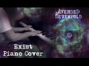 Avenged Sevenfold - Exist - Piano Cover