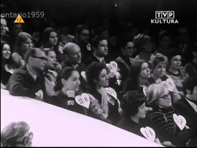 Urszula Sipińska - El Condor Pasa-Ballada Peruwiańska (TVP 1971)