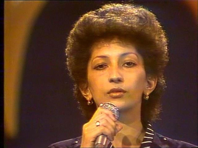 Насиба Абдуллаева - Телевизионный концерт ВИА Самарканд (1980) худ.рук. Бахрам Абдуллаев