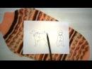 9 Как рассчитать петли реглана для вязания свитера собаке