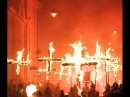Guy Fawkes Bonfire Night Lewes England November 5th 2014