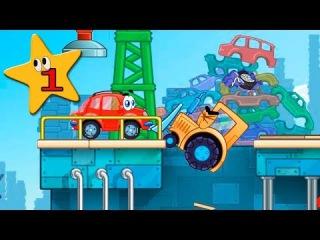 МАШИНКА ВИЛЛИ #1. Мультик про машинки для детей ВИЛЛИ. Cartoon about cars for children VILLY