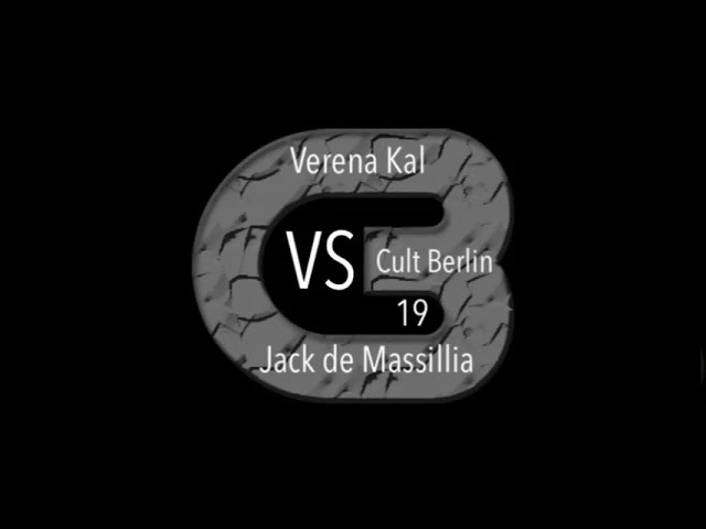 Vs 19 Cult Berlin vs Verena Kal vs Jack De Massillia (Techno Forever)