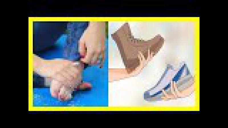 Aún los zapatos que más dolor te ocasionan los sentirás como guantes suaves con este truco