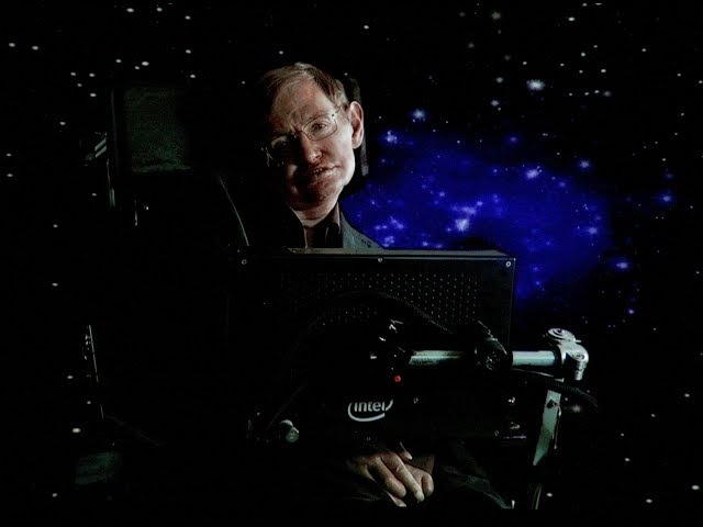 Probing the universe's mysteries, Stephen Hawking proved the power of the human spirit