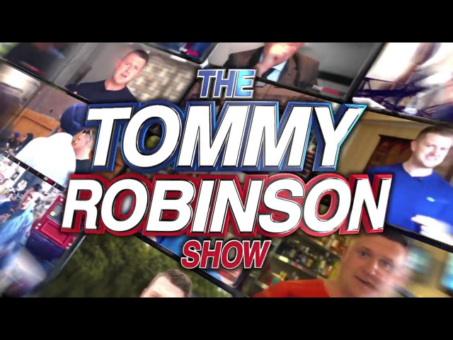 Tommy Robinson entlarvt Lügenpresse in Cottbus - 03.Februar 2018
