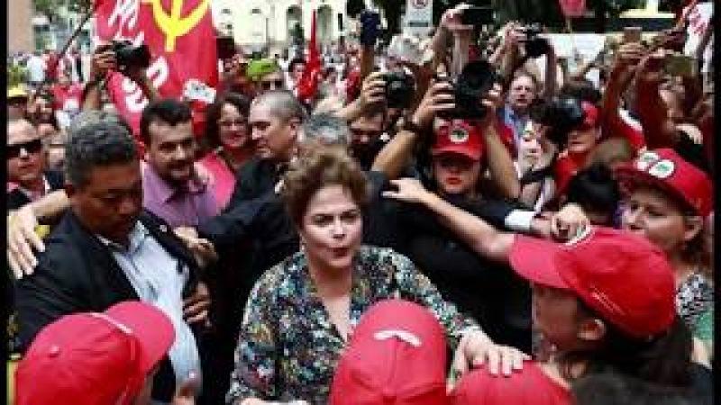 RECADO DE DILMA! 'Lula disse que estaria nessa eleição em qualquer situação'; CONFIRA! YouTube