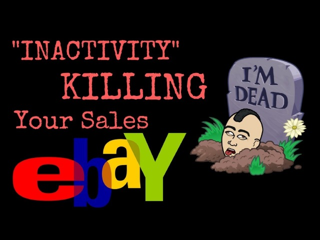 Deadly Move May Be KILLING You eBay Sales