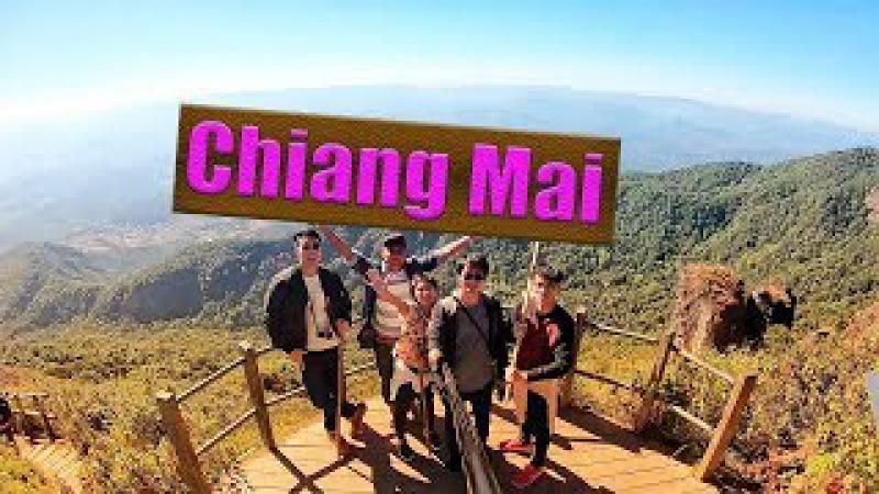 Chiang Mai Trip Gopro Hero6 black no gimbal