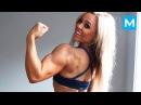 Beautiful Girls Also Lift Heavy Weight - Stephanie Sanzo | Muscle Madness