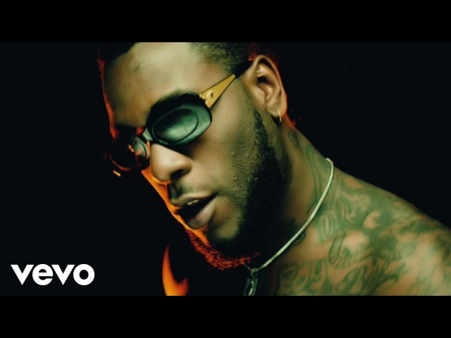 Burna Boy Rock Your Body