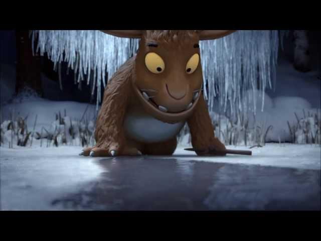 Gruffalo World - The Gruffalo's Child on Ice Lake