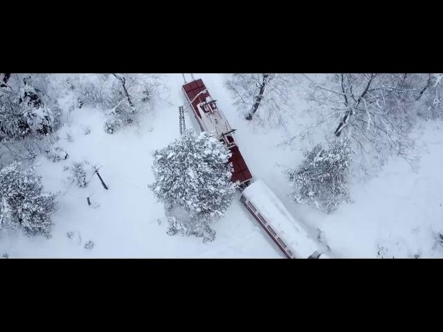 Relax winter and snow coub - Зимнее умиротворение