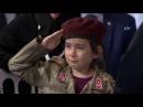 Bordo Bereli Küçük Kızı Gören Cumhurbaşkanı Erdoğan, Hemen Yanına Çağırdı... İşte O Anlar...