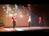Brilliant Choreography &amp Stunning Irish Dancing to a Christmas Classic