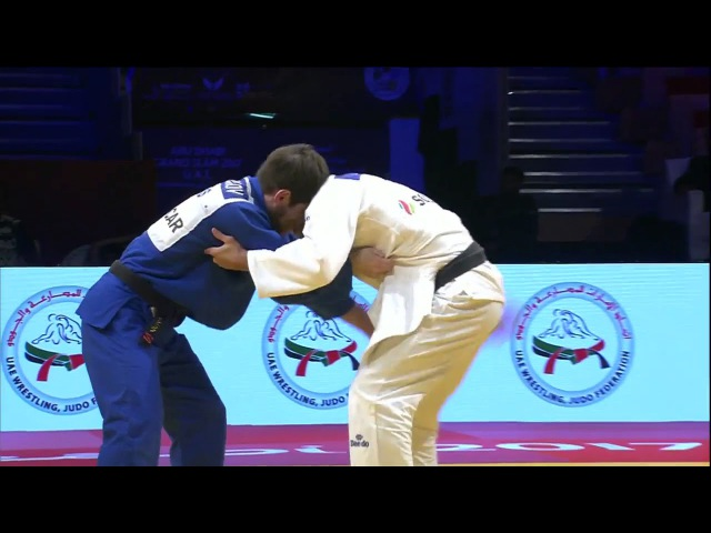 Grand Slam Abu Dhabi 2017 MOGUSHKOV Musa Russia ORUJOV Rustam Azerbaijan