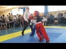 Туркбаев Нурсултан 2 бой Fight club JEB НОВОСИБИРСК