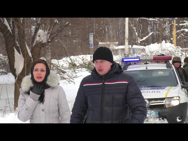 Спільні навчання Нацгвардії та поліції у Словянську