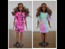 Одежда для Куклы Барби. Шьем Простое Платье \ Clothes for Barbie Dolls. How to Make a Simple Dress.