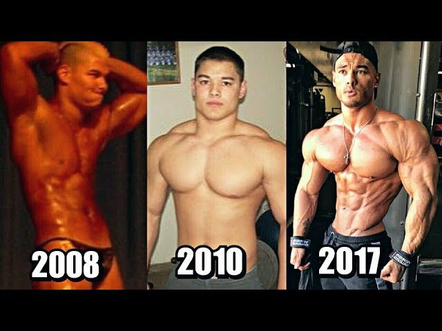 Jeremy Buendia Incredible Body Transformation (2008-2018) | MOTIVATION
