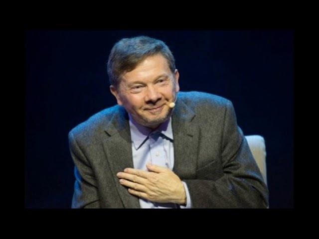 Экхарт Толле - Встреча в Крокус Сити Холле (Москва, 30.09.17)