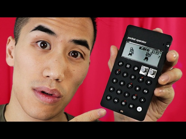 RIDICULOUS TINY BEAT MAKING DEVICE