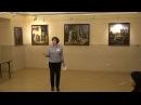 Отзыв Ольга Ананишнова о курсе ораторского искусства ORATORIS тренер Антон Духовский