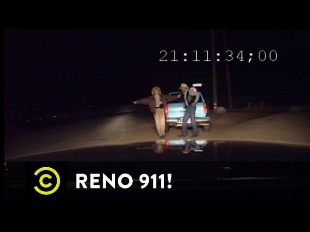 RENO 911! - Drunk Catwalk