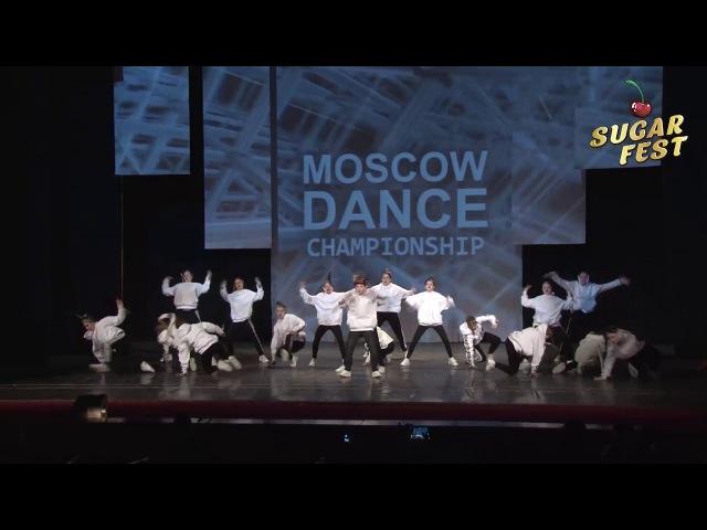 DANCE DESIGNERS 🍒 2st PLACE HIP-HOP CREW JUNIORS BEGINNERS 🍒 SUGAR FEST. Dance Championship