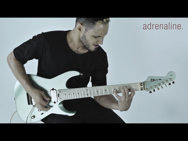 ANGEL VIVALDI Adrenaline feat. Julian Cifuentes [GUITAR PLAYTHROUGH]